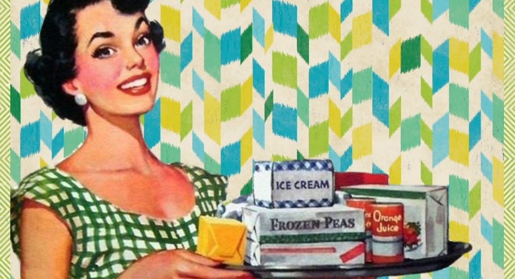 Christmas Recipes from the '50s and '60s - Don't Try Them At