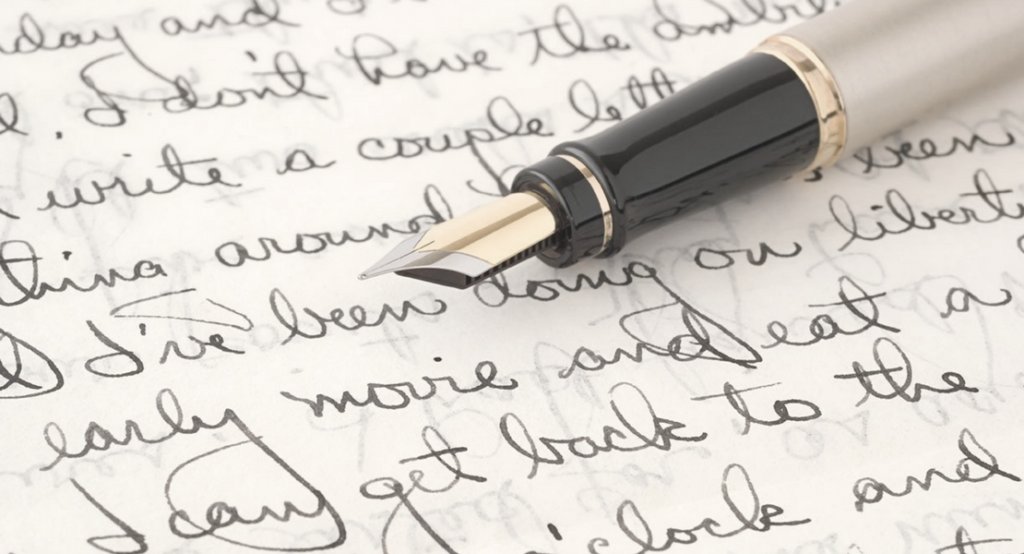 Today Is National Handwriting Day! ~ Vintage Unscripted