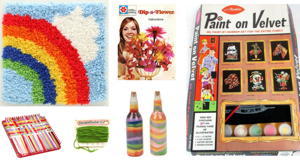 Remember These Craft Kits For Kids From The 1970s Vintage Unscripted
