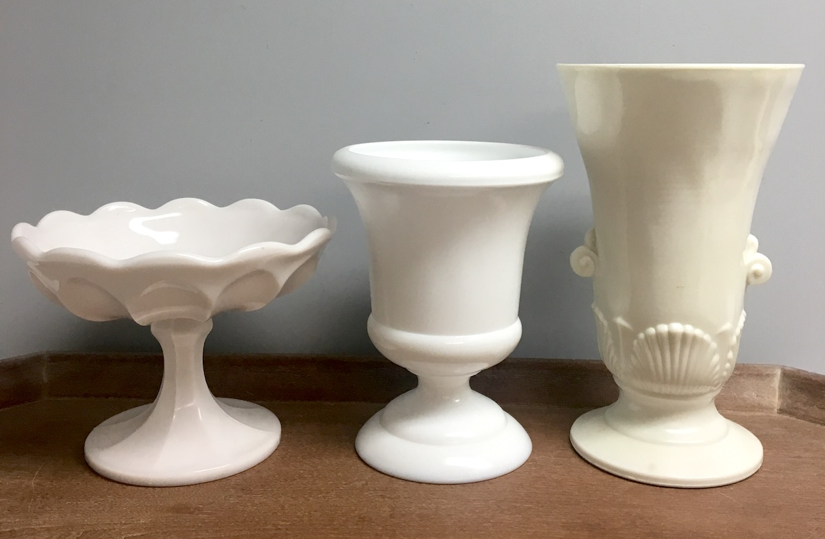 milk glass colors