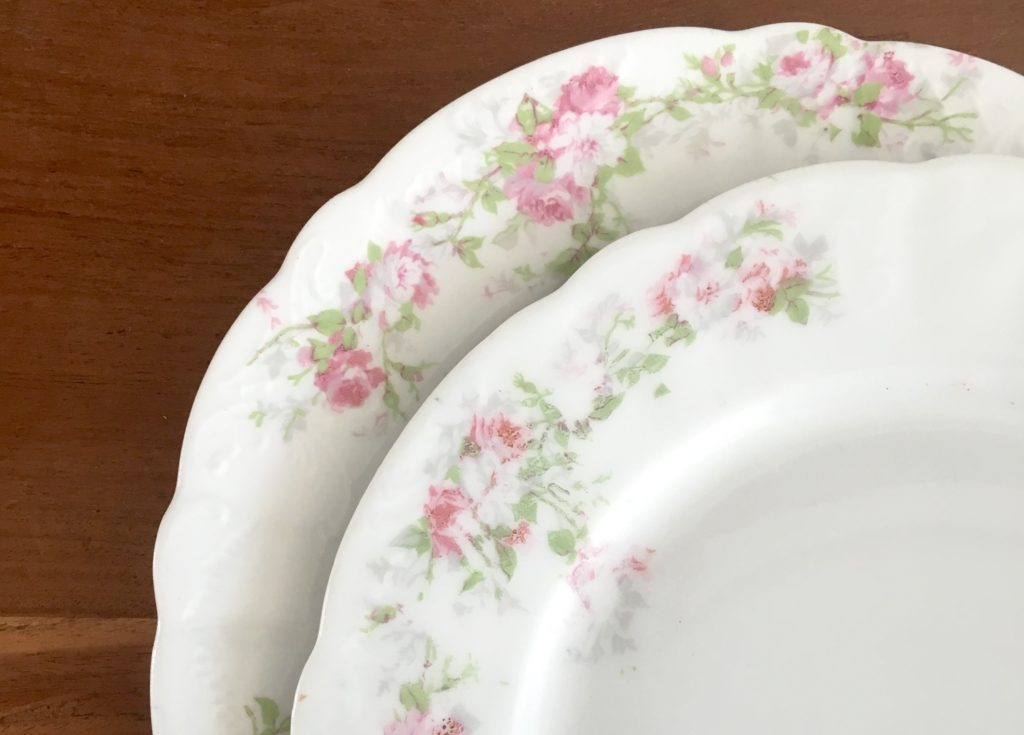 bavarian china plates