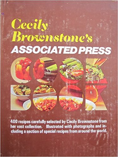 Cecily Brownstone's Associated press Cookbook